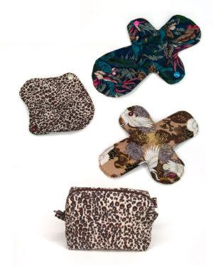 pack Aphaia SHL protège-culotte pochette